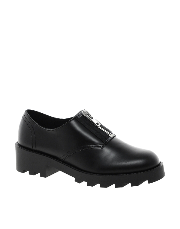 cheap-monday-go-tractor-chaussures-a-fermeture-eclair-117-12-sur-asos