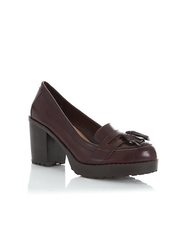 newlook-deep-red-chunky-tassel-block-heel-loafers-11livres