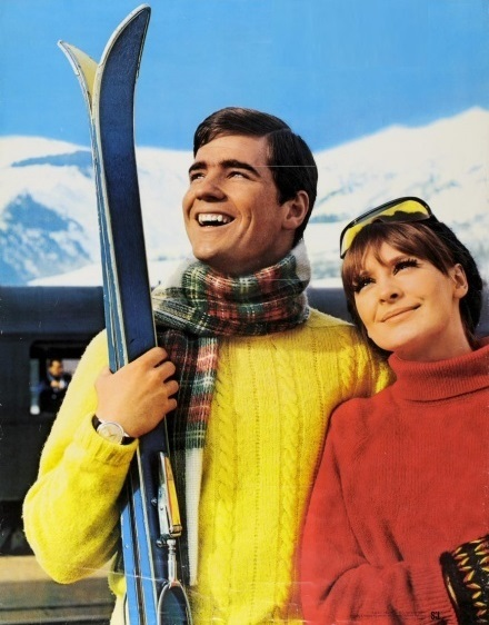 1960s Sports d'Hiver