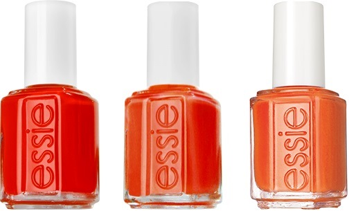 Essie clambake #66 meet me at sunset #67 et Saturday disco fever #262