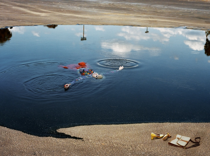 Photography by Alex Prager - 11.Maggie
