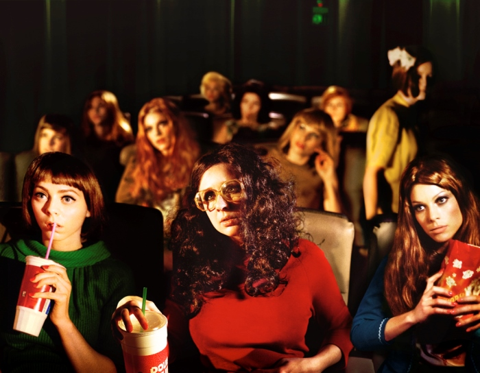 Photography by Alex Prager - 15.Rachel-and-friends