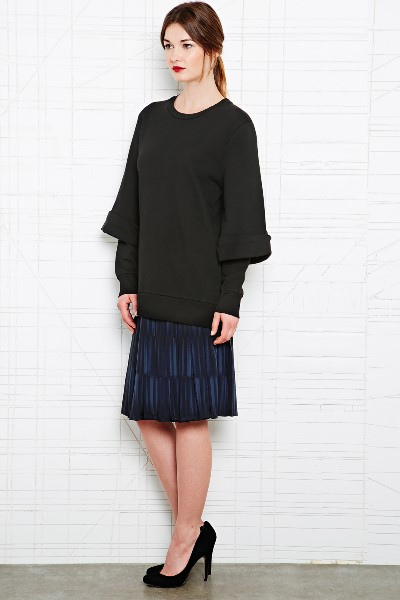 UO - Carin Wester Tuva Collage Sweater 115£