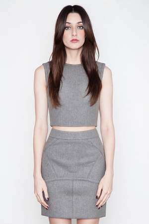 Acrimony - t-by-alexander-wang-womens-bonded-wool-neoprene-cropped-shell