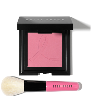 Evelyn Pink Collection par Bobbi Brown (10€ par set reversés à l'association Le Cancer du Sein Parlons-en) 51e