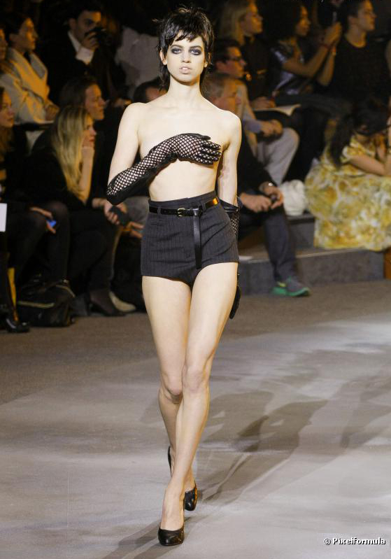 Transparence Marc Jacobs Automne-Hiver 2014-2015