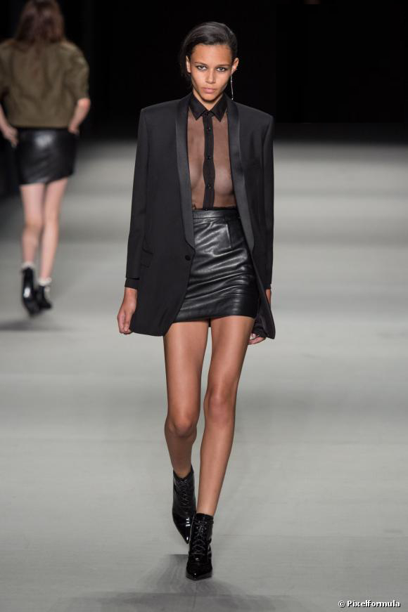Transparence Saint Laurent
