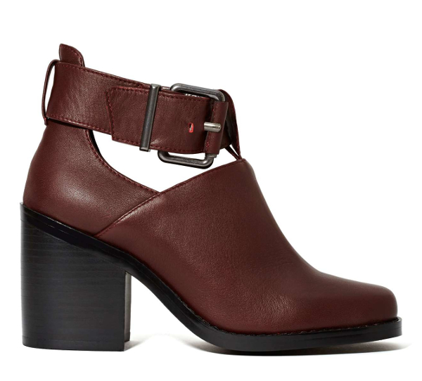 Shellys London Icess Bootie 106.24e sur nastygal