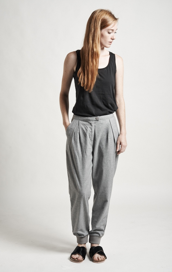 foundersandfollowers - designers objects-without-meaning - union-pleated-pant 262$