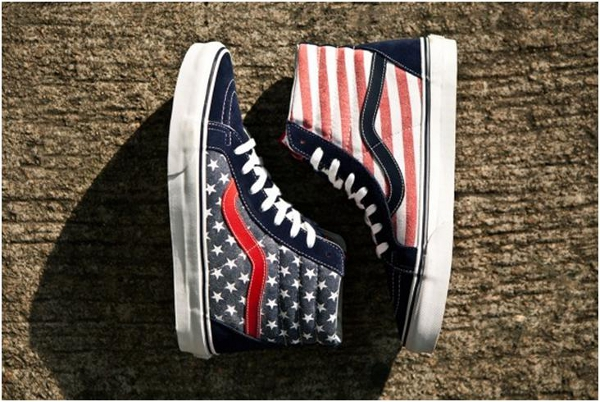 Stars and Stripes and Stars 1