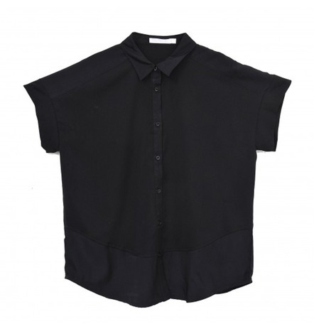 Chemise à manches courtes, See U Soon, 55 €